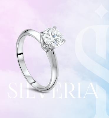 Интернет-магазин ювелирных изделий «SILVERIA»