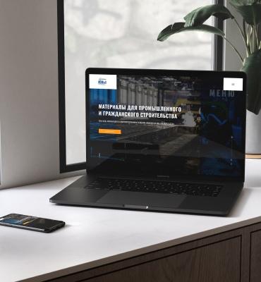 Сайт для строительной компании ООО «Орелстройиндустрия» ПАО «Орелстрой»